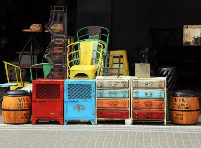 Second-hand shopping in Singapore: Vintage fashion, pre-loved furniture, used toys and more