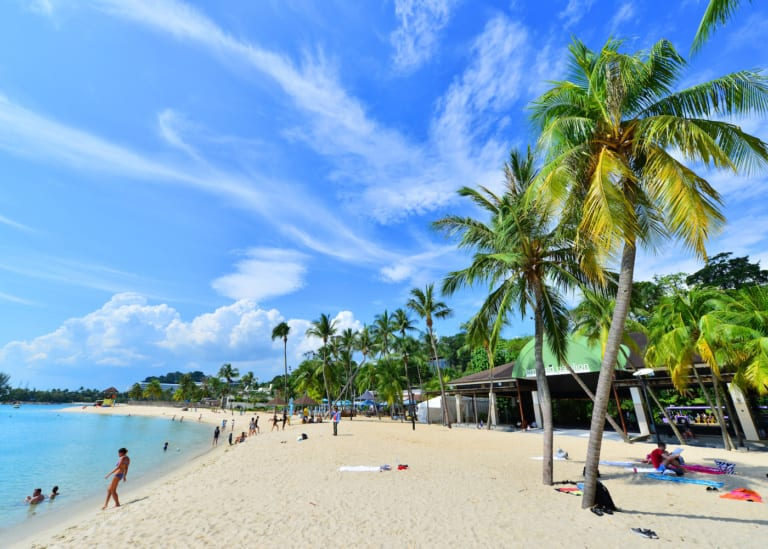 Best beaches in Singapore: Lazarus Island, Palawan Beach, Tanjong Beach, Pulau Ubin and more!