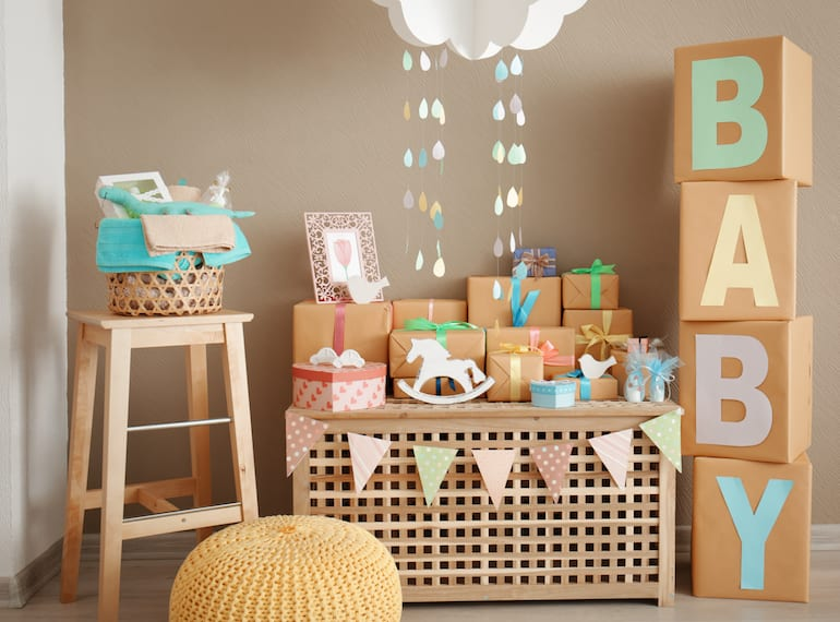 Baby shower gift ideas and presents for Singapore babies HoneyKids Asia