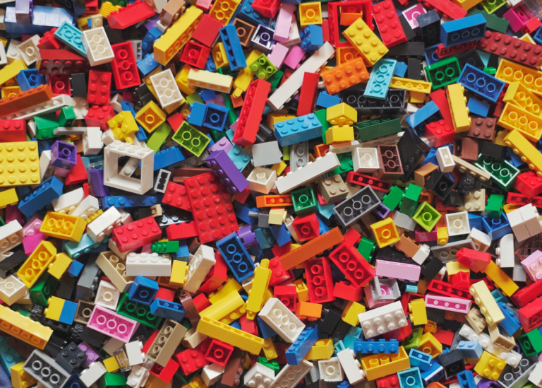 Storage ideas for the home: How to store Lego