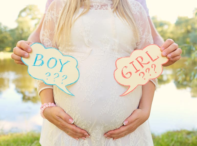 Pregnancy in Singapore: would you find out your baby's gender?