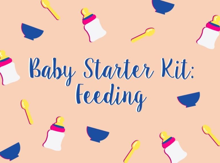 Baby shopping guide: feeding and weaning essentials to buy in Singapore