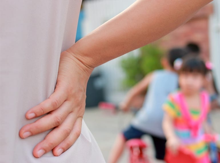 Parenting and discipline in Singapore saying no to children