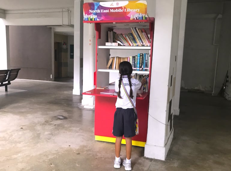 Libraries-for-kids-pop-up-Honeykids Asia Singapore
