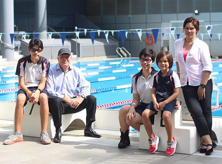 2e77cced8211 Stamford American International School parent review HoneyKids Asia  Singapore School Selector