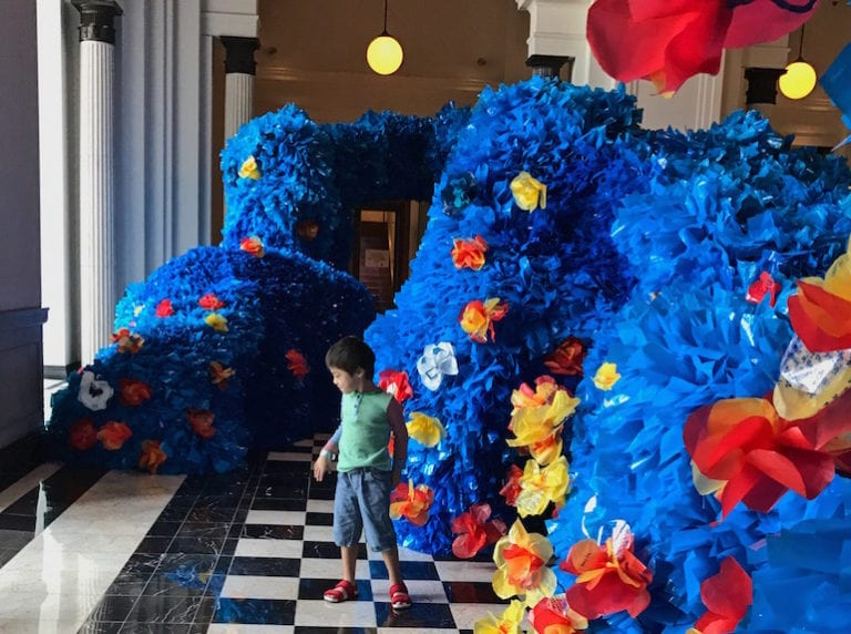 Children's Biennale at National Gallery