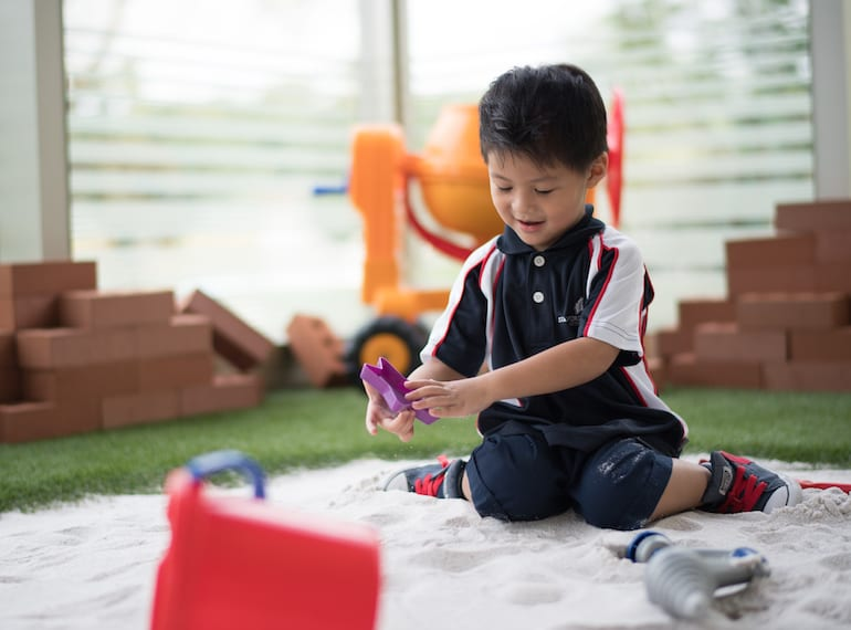Stamford American International School, Singapore: What future IB graduates love about the amazing new Early Learning Village