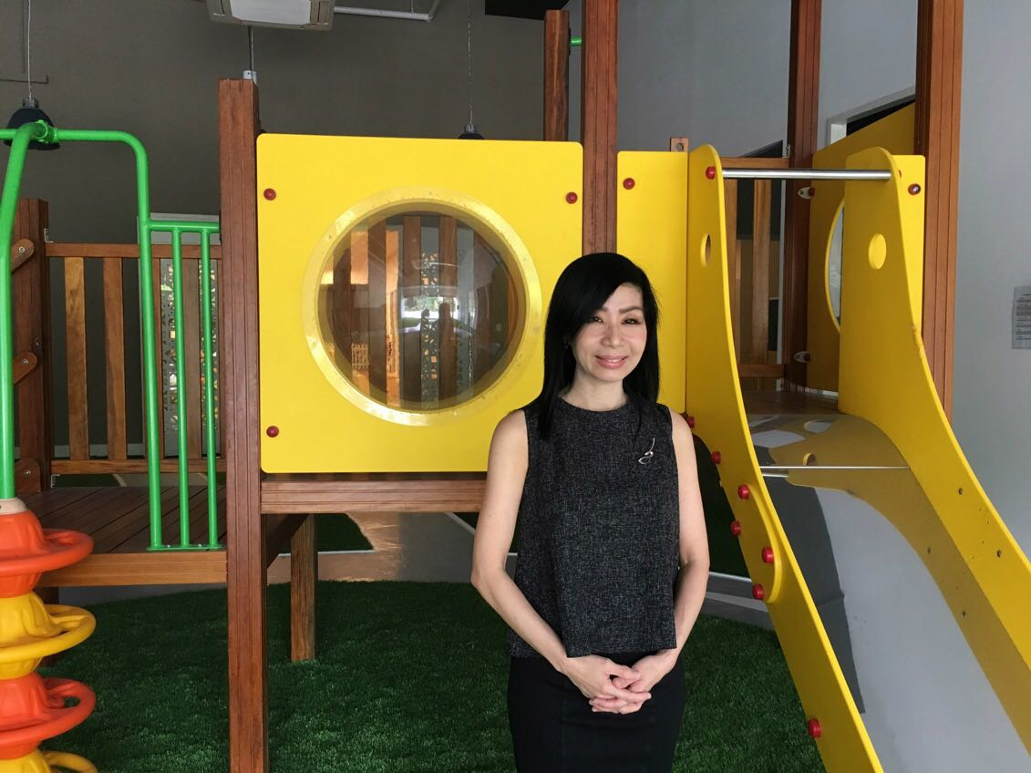 Singapore preschools Learning Vision interview with the Principal Audrey Tan