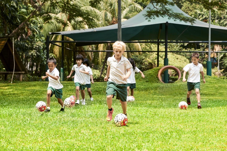 EtonHouse opens the first primary school on Sentosa Island, Singapore