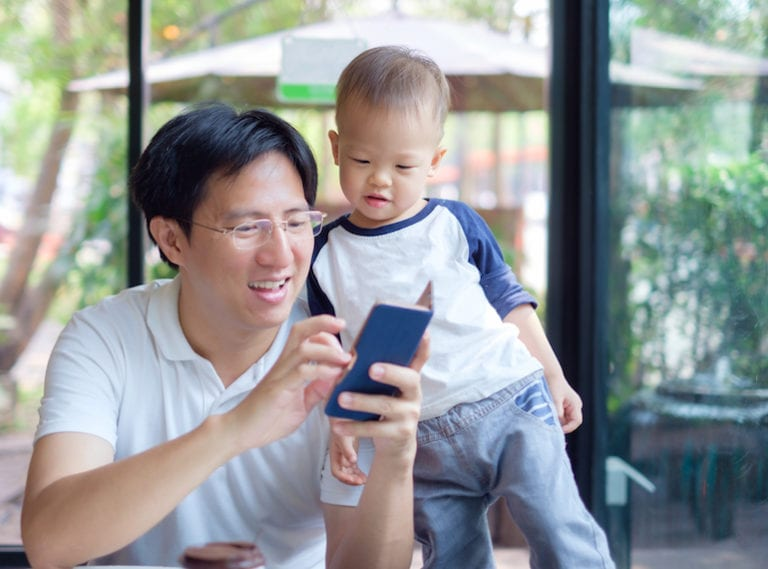 Best apps for parents mums HoneyKids Asia