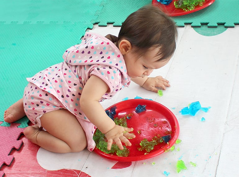 Music, swimming, gym and sensory play classes for babies in Singapore HoneyKids Asia