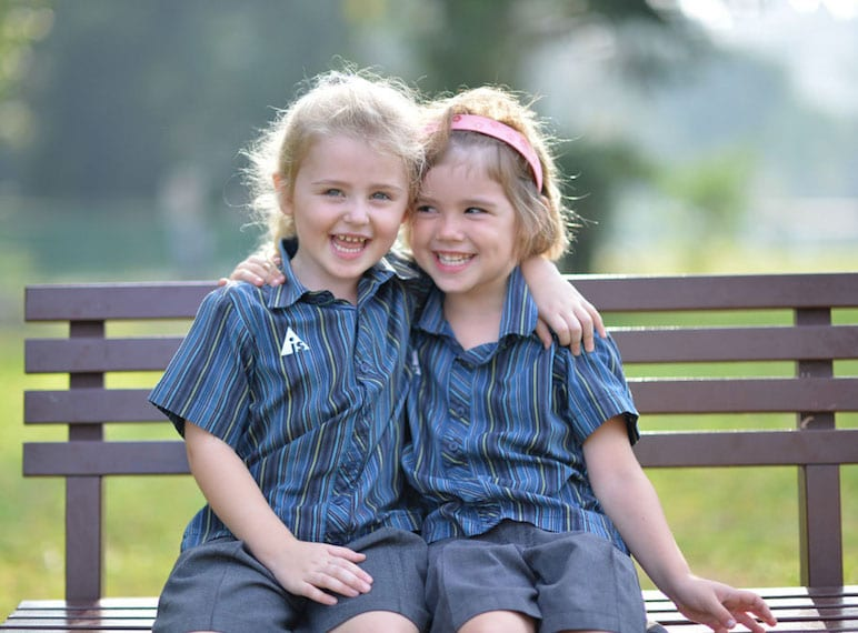 Australian International School AIS Singapore kids
