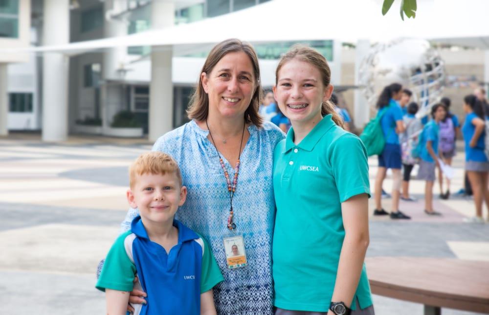 Choosing an international school in Singapore: parent review of UWCSEA
