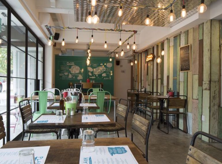 PlankPress Kid-friendly dining Honeykids Asia Singapore