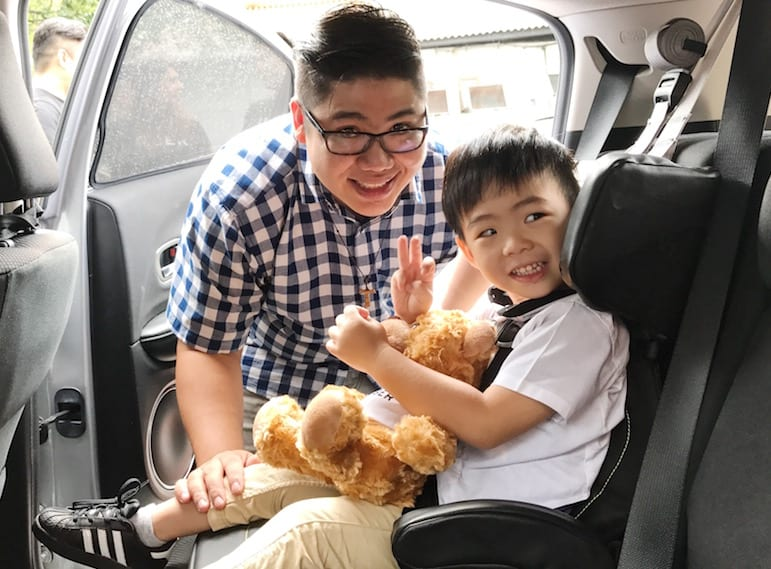 Listen Up Parents Uber Car Seat Service Has Arrived In Singapore And Is About To Change Everything For Families With Young Children