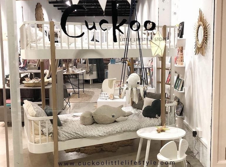 cuckoo little lifestyle dempsey hill honeykids asia Singapore