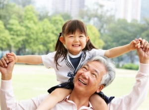 What to do with Grandparents in Singapore