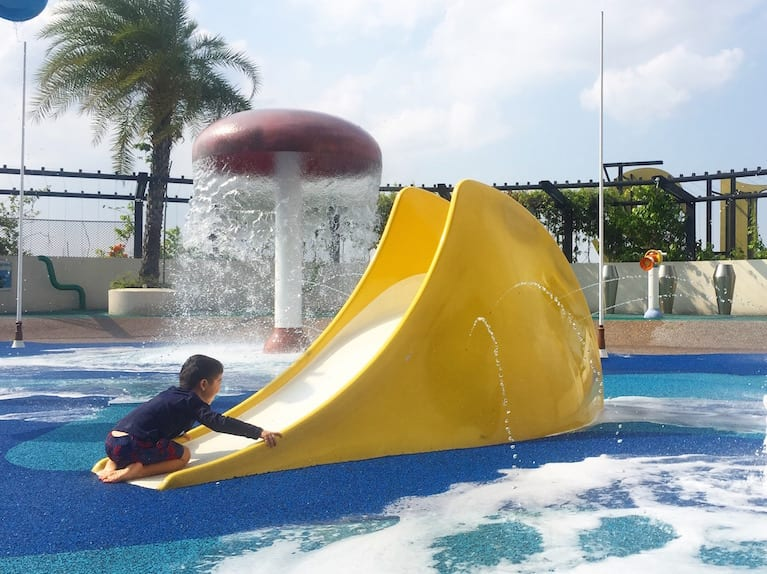 Best free water play parks in Singapore HoneyKids Asia i12 Katong photography Selina Altomonte