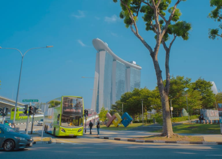 Singapore public transport for newbies: the complete guide