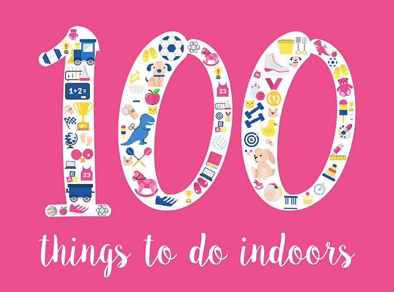 100 things to do indoors activities with kids honeykids asia singapore