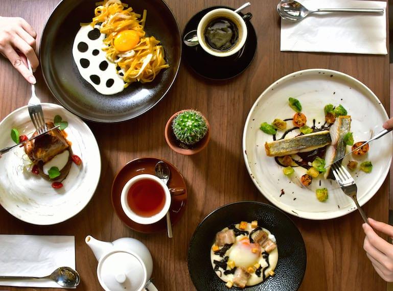 Sunday brunch in the Singapore Botanic Gardens: HoneyKids reviews Botanico restaurant