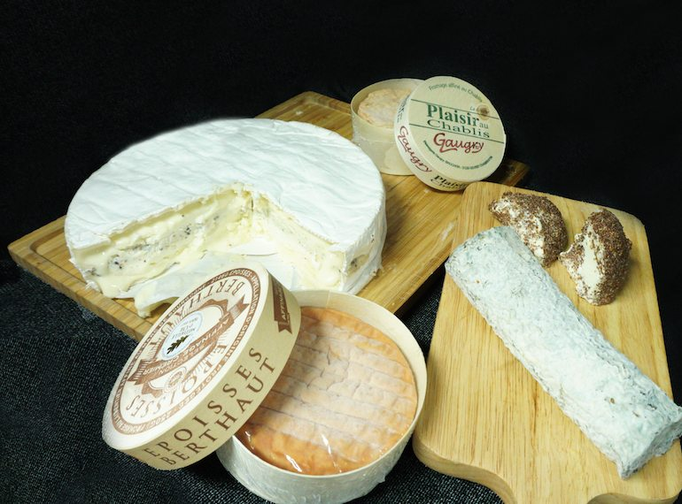 Ginett Cheese Masterclass Workshops for Adults Honeykids Asia Singapore