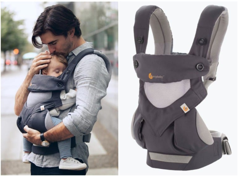 526eb1181bb Best ergonomic baby carriers for babywearing in Singapore
