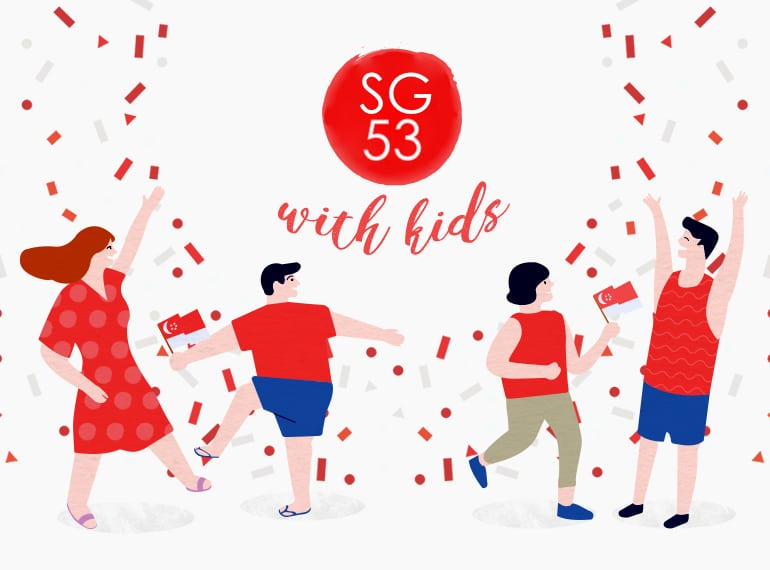 things to do for SG53 HERO