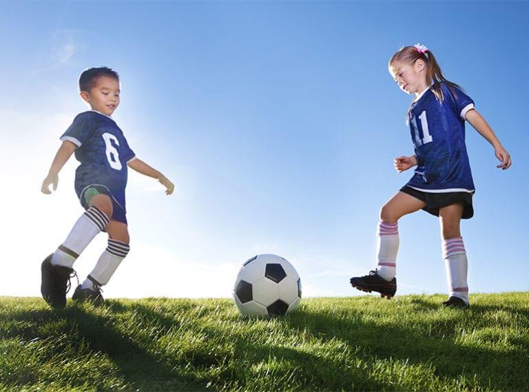 Singapore's best soccer schools for kids
