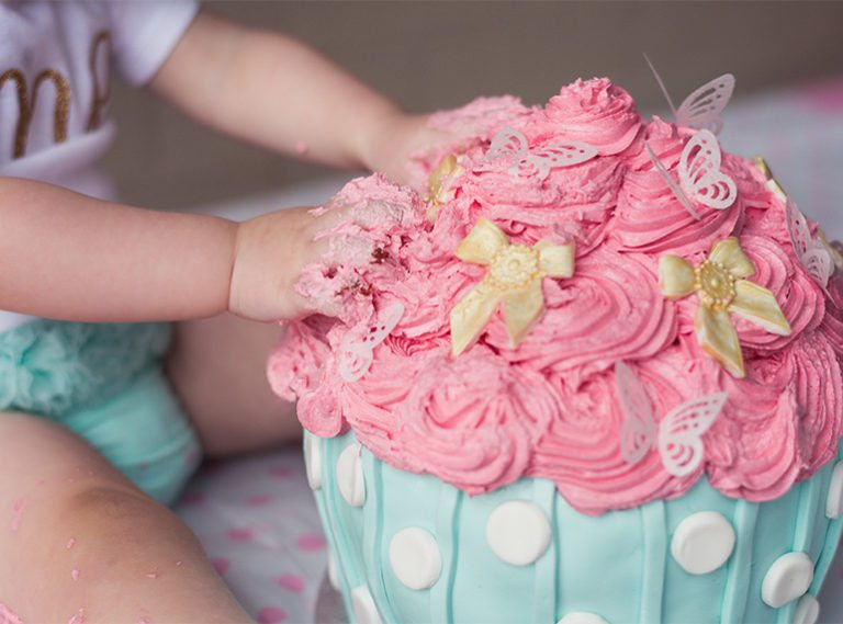 Baby's first birthday party: where to get the best smash cakes in Singapore