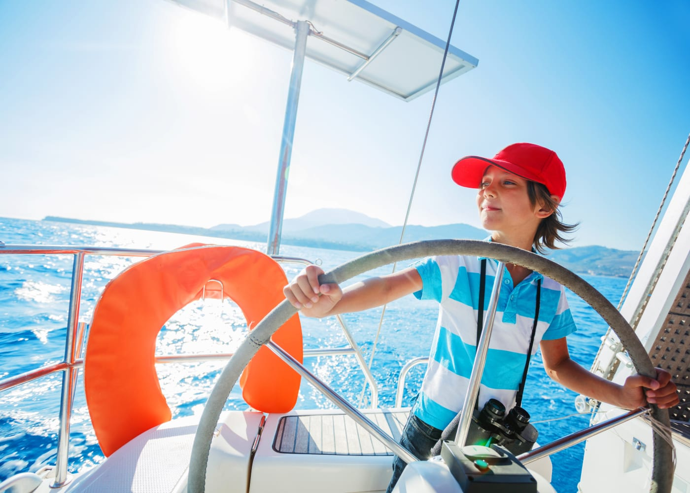 Your cheatsheet to renting a boat or chartering a yacht in Singapore