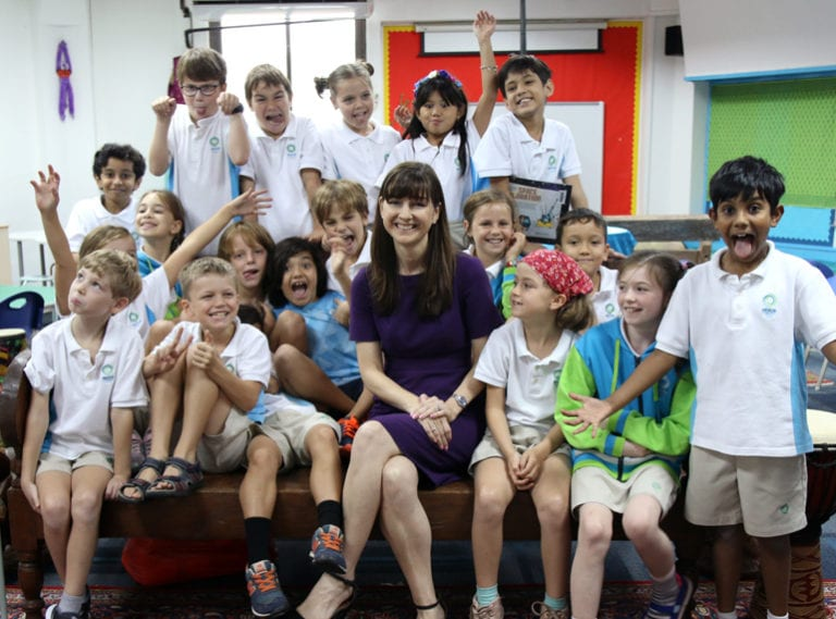 Nexus International School Singapore: Principal Judy Cooper on community and an inspiring education