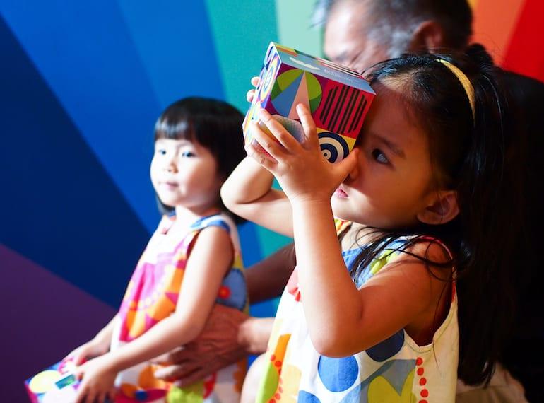 Honeykids Asia ArtScience Museum
