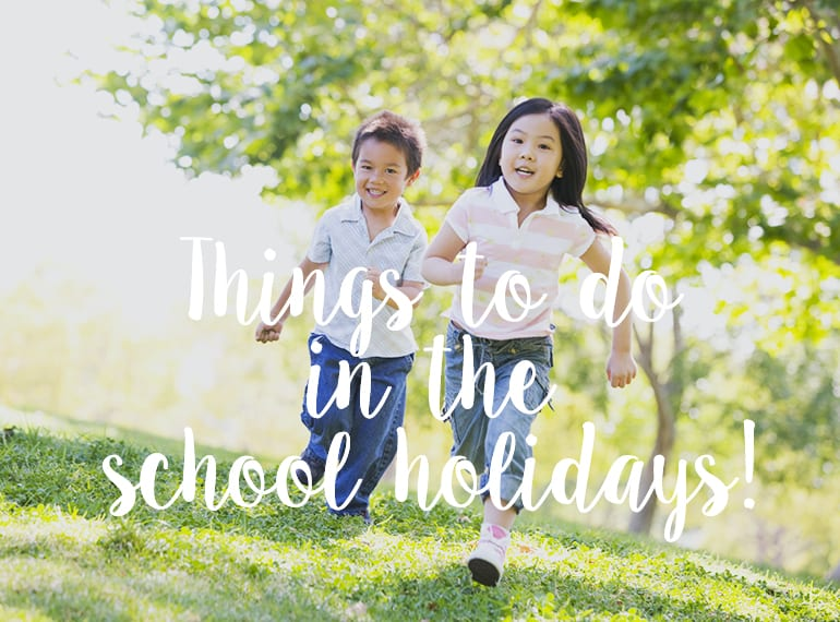 things to do with the kids in Singapore during the March school holidays