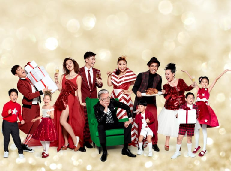 Pre-Christmas shows in Singapore