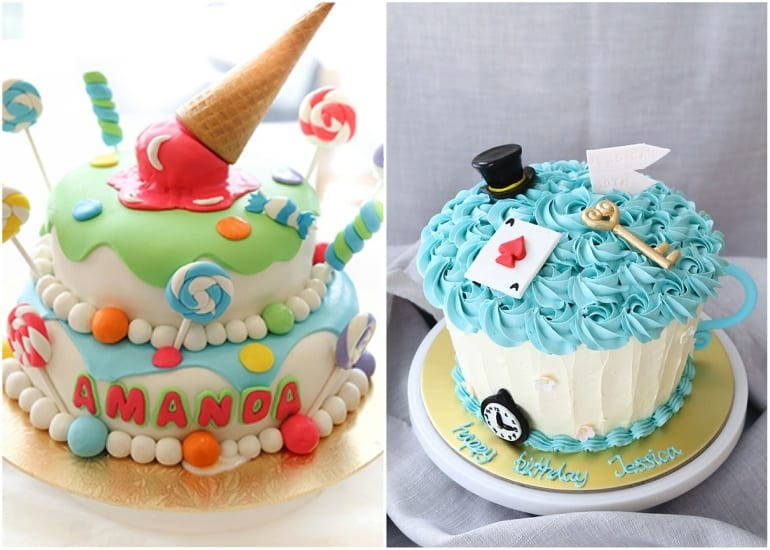 Bakers Brew Best cake art Honeykids Asia Singapore