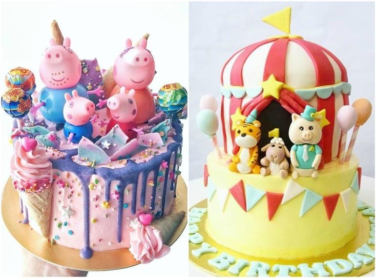 Corine and cake Best cake art Honeykids Asia Singapore