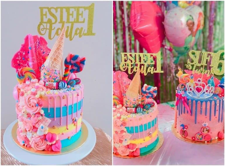Farah Shiraaz Best cake art Honeykids Asia Singapore
