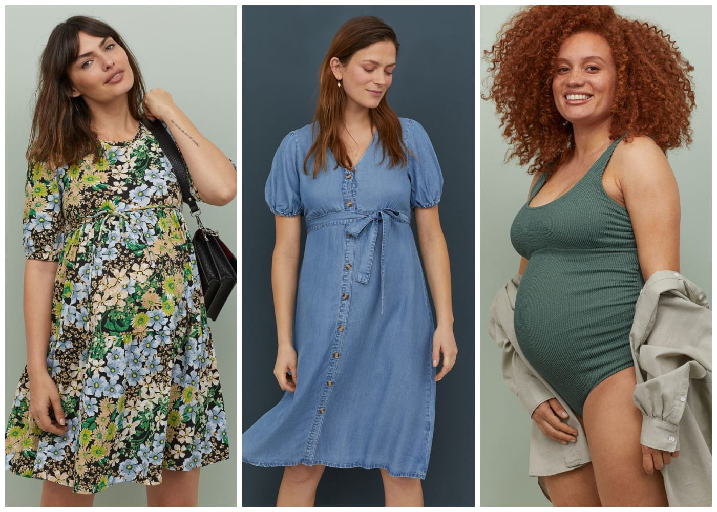 maternity clothes fashion h&m