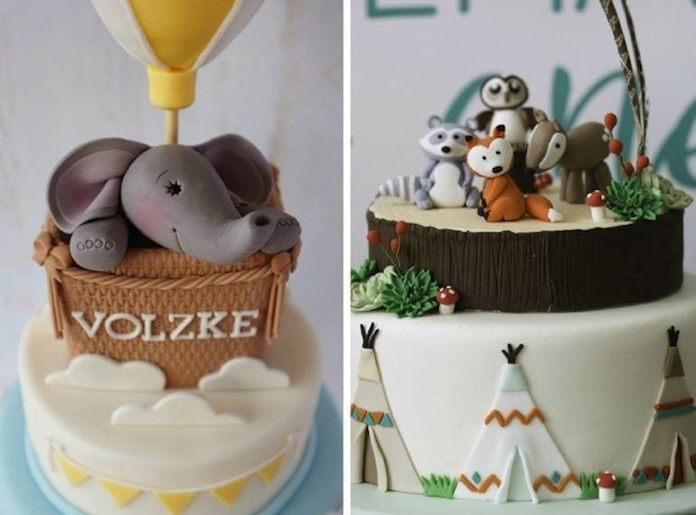 Little House of Dreams Best Cake Art Honeykids Asia Singapore