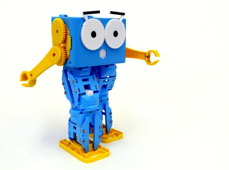 Marty the Robot Robot Toys to teach coding Honeykids Asia