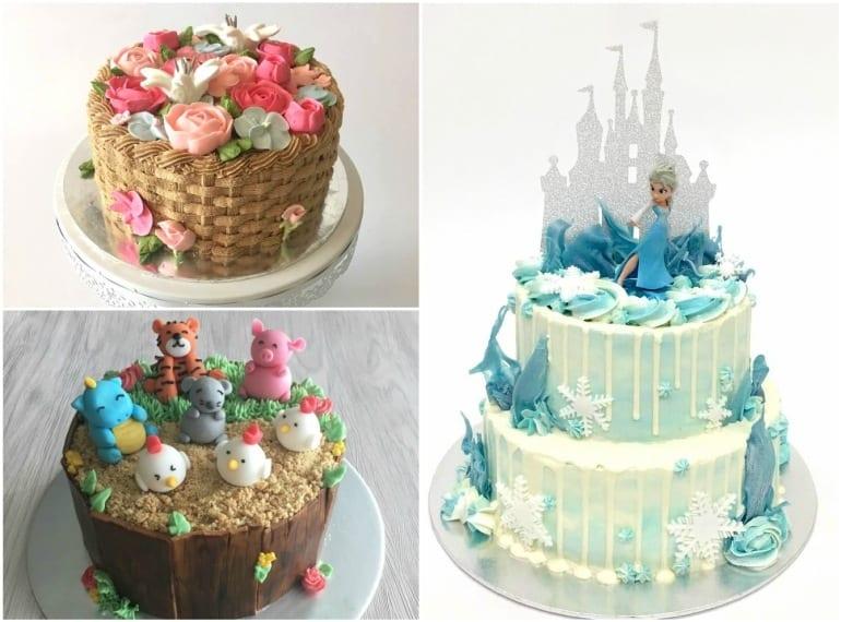 Monice Bakes Best Cake Art Honeykids Asia Singapore