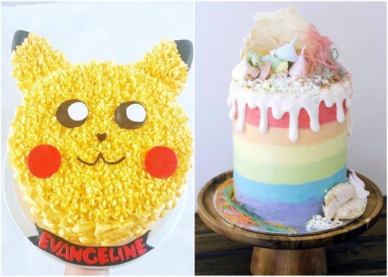 Shirlytwirly Best cake art Honeykids Asia Singapore