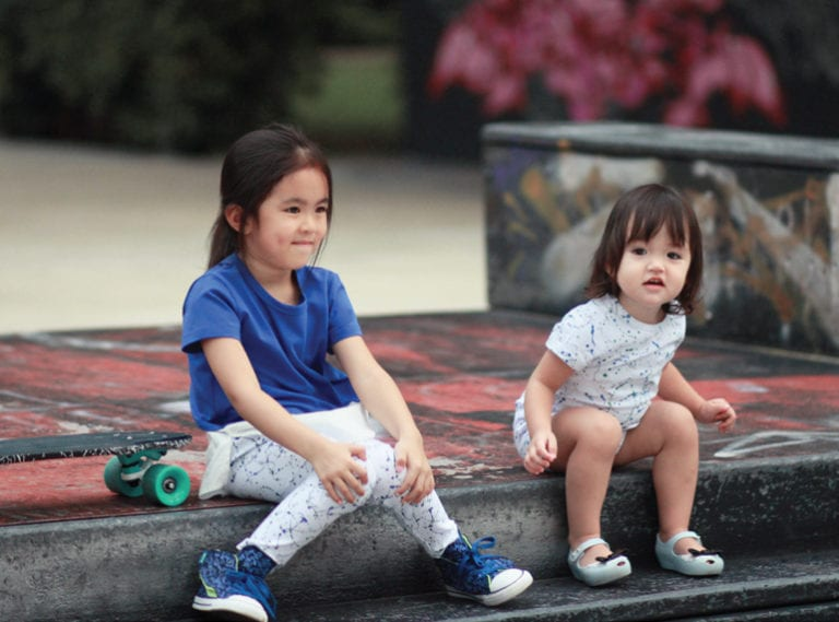 Where to go shopping for gender neutral kids' clothes in Singapore