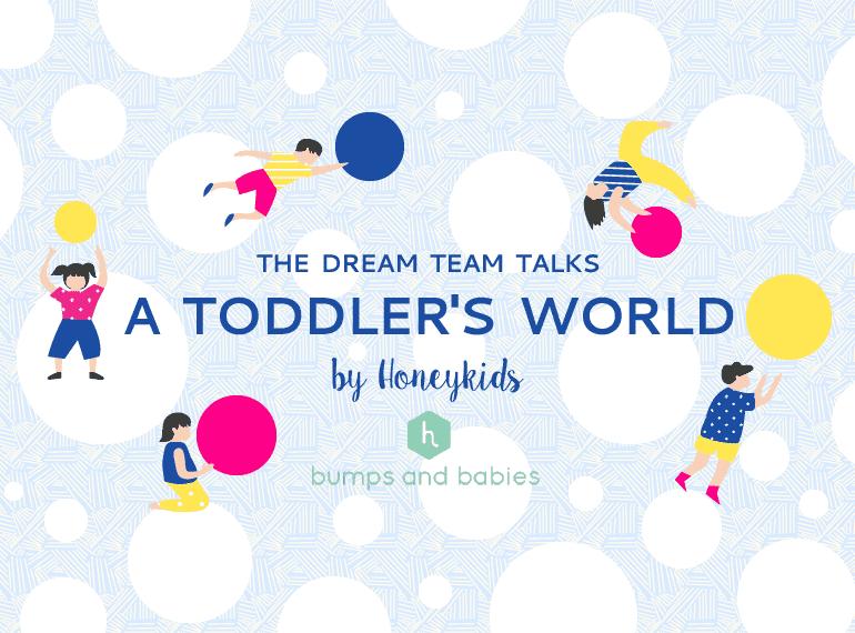 HoneyKids Asia Dream Team Talks Toddlers