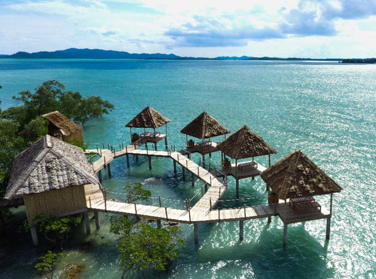Escape to private island bliss: take our reader survey for your chance to win a stay at Telunas Private Island!