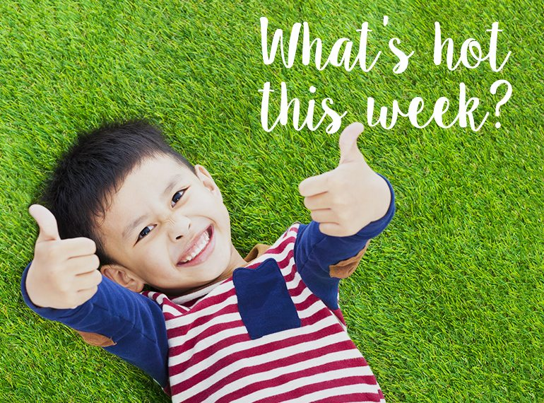 What's on this week in Singapore for kids? 11 March 2019