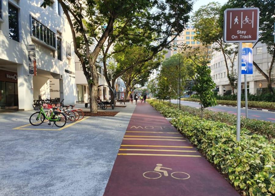 child bike seat safety cycling path