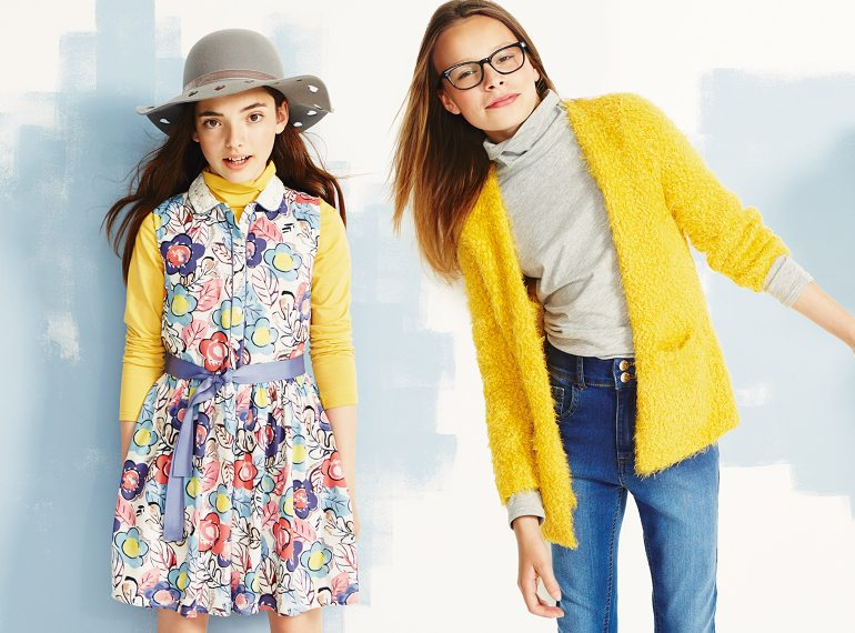marks-and-spencers winter clothes Honeykids Asia Singapore