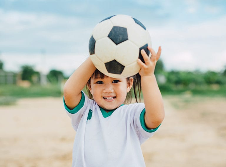 Sports classes for toddlers: Soccer, gymnastics, multi-sports and movement skills